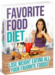 the favorite foods diet cover